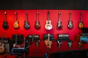 STEP INSIDE THE PRS WEST COAST ARTIST SHOWROOM